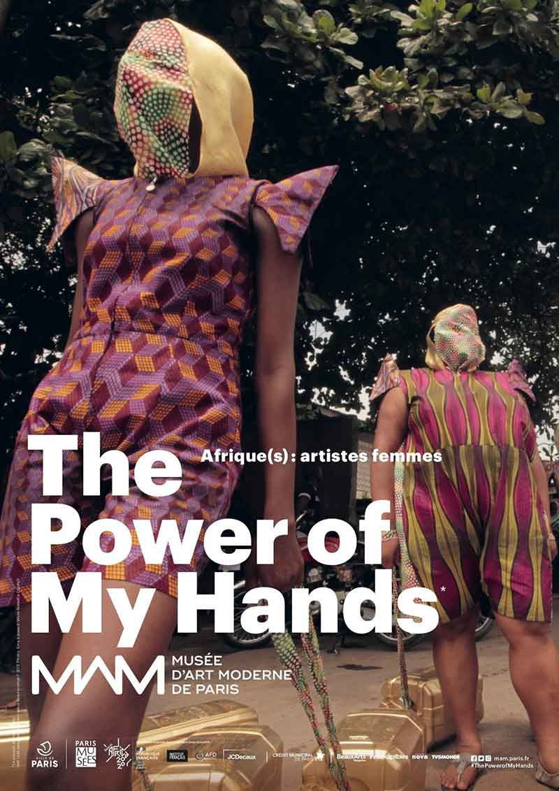 The Power of My Hands Agenda du Musée d'Art Moderne de Paris